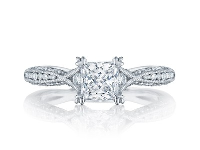 Cropped product listing classic crescent engagement ring